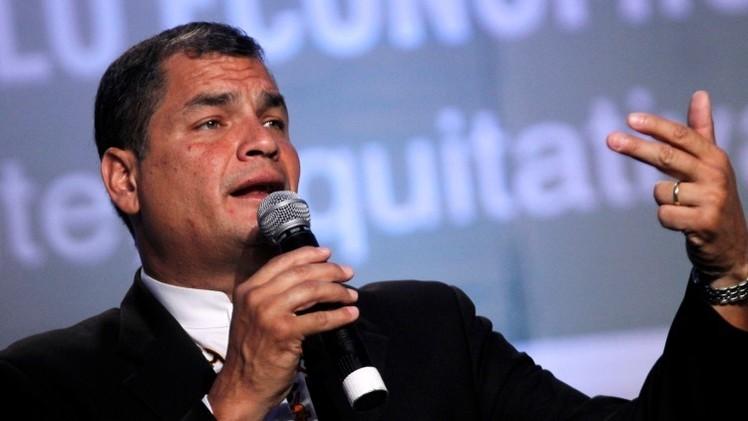 Correa revela cómo la derecha ataca los Gobiernos progresistas latinoamericanos