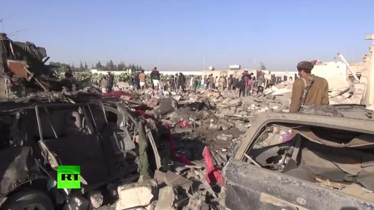 """""""El conflicto en Yemen puede seguir el escenario sirio"""""""