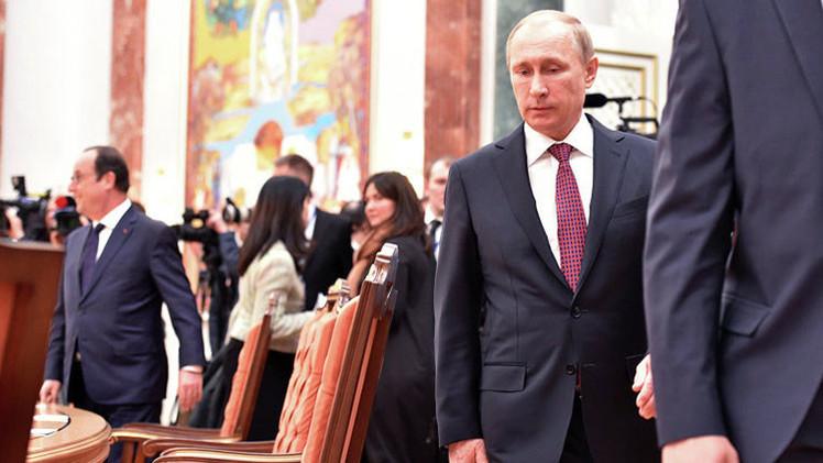 """Profesor británico: """"Hace años que Occidente tendría que haber escuchado a Putin"""""""