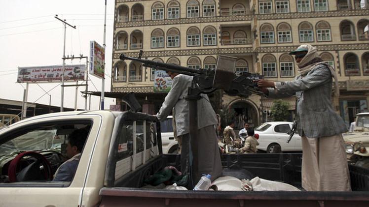 """Rusia tacha de """"absurdos"""" las declaraciones sobre el tráfico de armas a Yemen"""