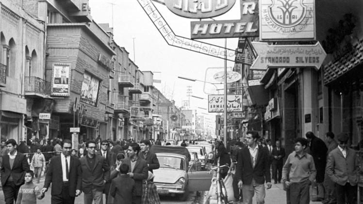 Fotos increíbles de Irán antes de la Revolución Islámica