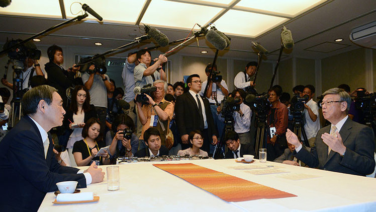 Japón: Okinawa dice un no firme a la base militar de Estados Unidos