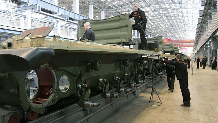 """The Diplomat: """"¿Por qué Occidente debería estar preocupado por el nuevo tanque de Moscú?"""""""