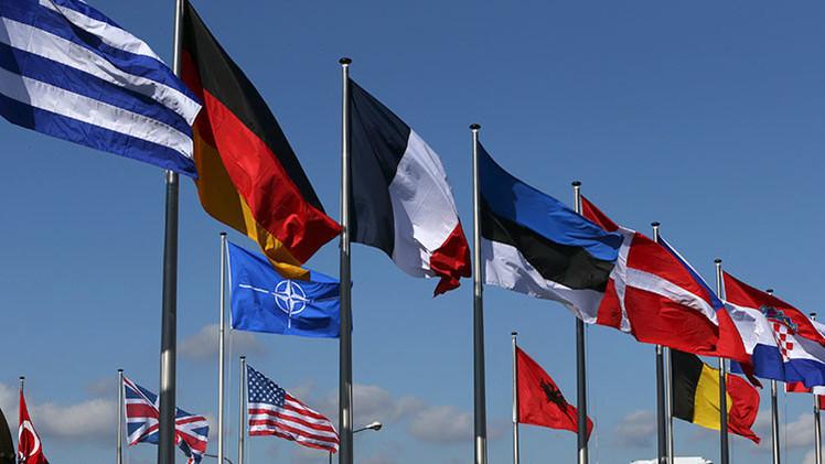 """Contra almirante francés: """"Mientras exista la OTAN , Europa seguirá siendo un vasallo de EEUU"""""""