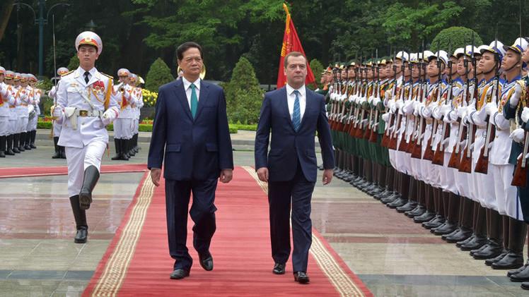 Unión Económica Euroasiática y Vietnam, a punto de establecer la zona de libre comercio