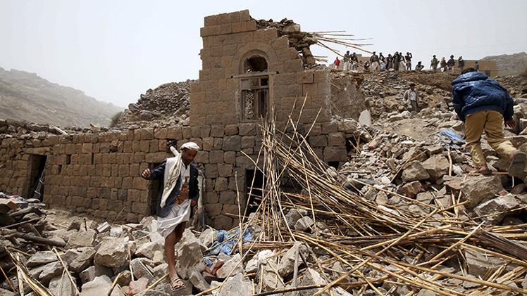 Minuto a minuto: Yemen, escenario de intensos bombardeos de la coalición árabe