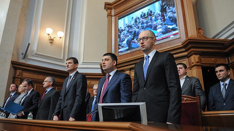 """Exembajador de EE.UU.: """"La lucha de Kiev contra la corrupción es un show efectista"""""""