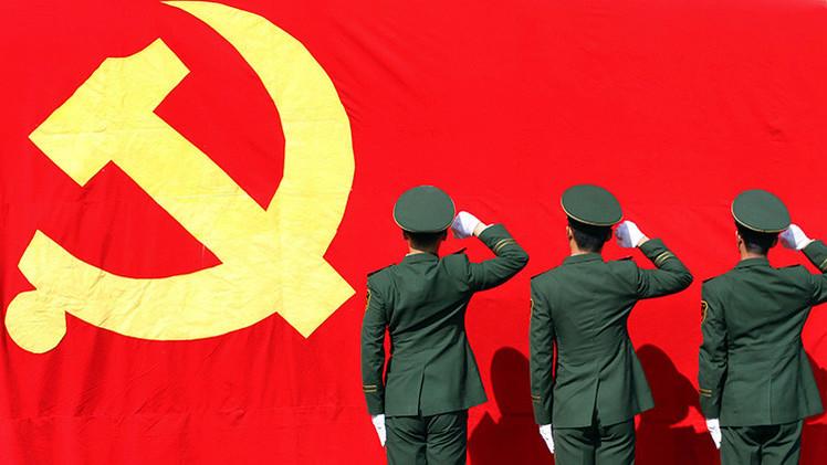 Los secretos de armas chinas