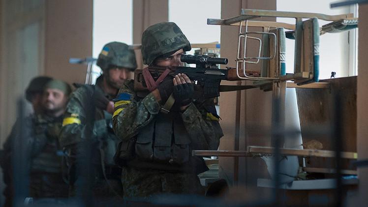 """Periodista ucraniano: """"El Ejército debe asesinar a los rusos que cubran la situación de Donbass"""""""