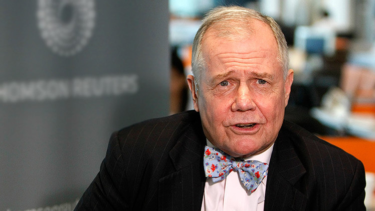 El inversor multimillonario Jim Rogers aconseja comprar rublos en vez de dólares