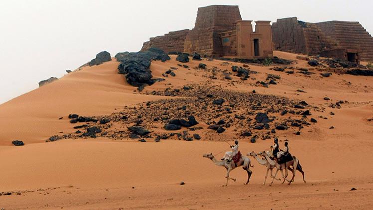 Fotos: Conozca las pirámides 'olvidadas' en el corazón de Sudán