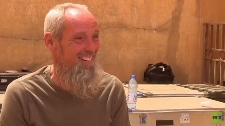Video: El Ejército francés rescata a un rehén holandés tras 4 años de cautiverio