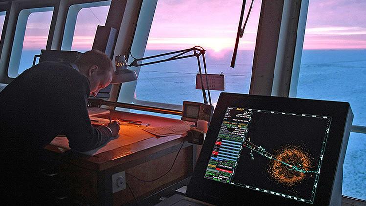 Los rompehielos rusos se abrirán paso con láser en los mares helados del Ártico