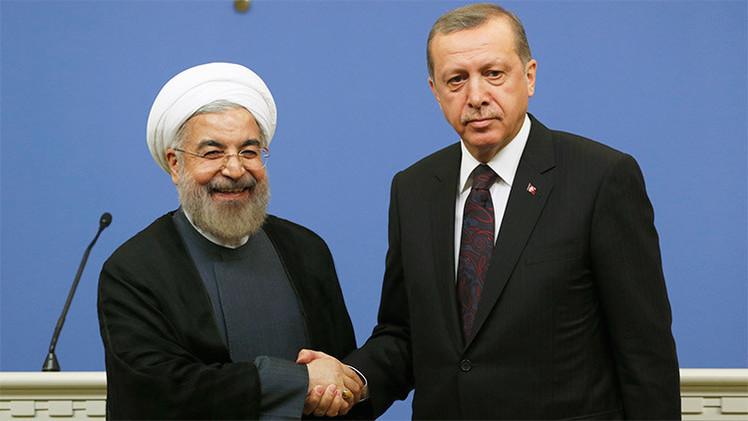 Turquía e Irán realizarán pagos recíprocos en sus monedas nacionales