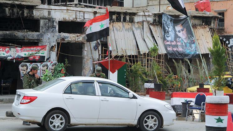 La oposición siria ha desarrollado un proyecto de negociaciones con Damasco