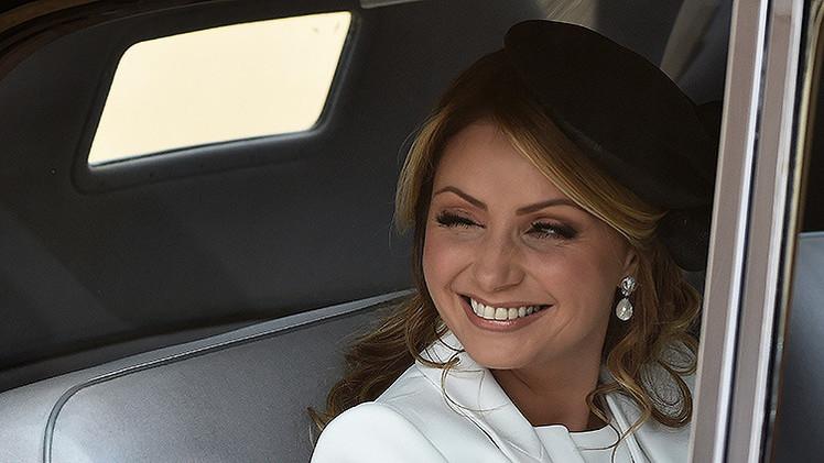 Video: Acusan a la primera dama mexicana de derrochar en compras de lujo en EE.UU.