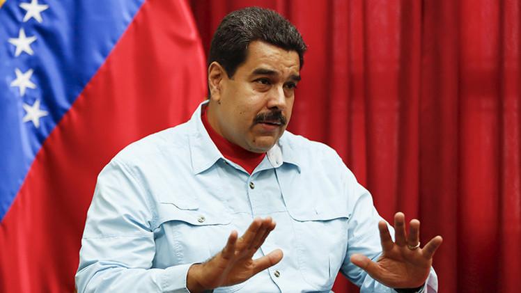 "Maduro: ""Iré a la Cumbre de las Américas a pedir respeto por Venezuela"""