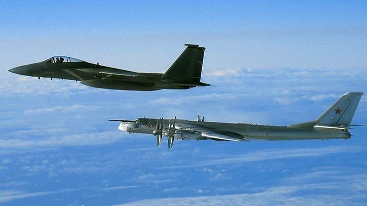 EE.UU. admite que los pilotos rusos no violan las normas internacionales