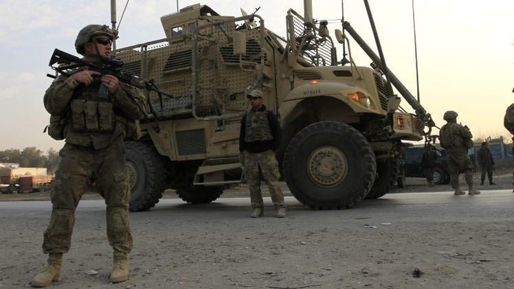Estalla un tiroteo entre fuerzas de la OTAN y militares de Kabul en Afganistán