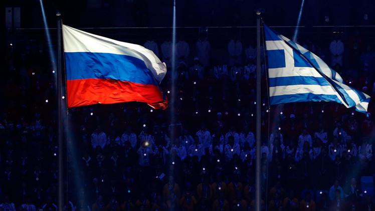 """Tsipras: """"Estoy aquí para dar un nuevo impulso a las relaciones con Rusia"""""""