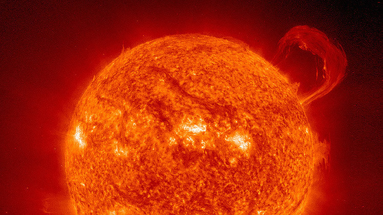 Descubren 'estaciones del año' en el Sol