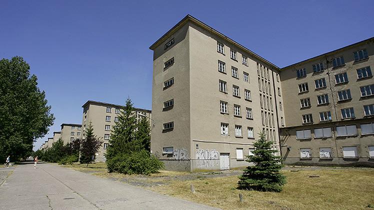 Polémica en Alemania: ¿Viviría usted en un complejo mandado construir por Hitler?