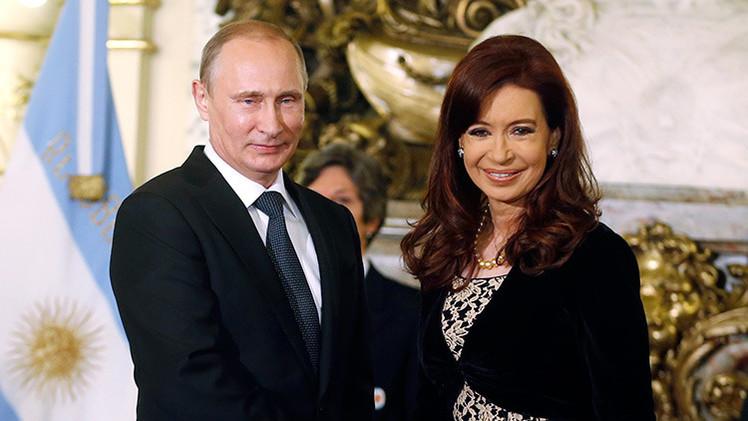 Cristina Fernández realizará una visita oficial a Moscú el próximo 23 de abril