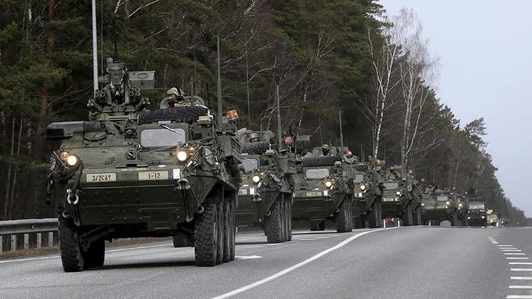 """""""Rumanía será la próxima base de EE.UU. y de la OTAN junto a las fronteras de Rusia"""""""