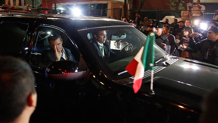 Peña Nieto es el presidente 'más caro' de México en al menos 25 años