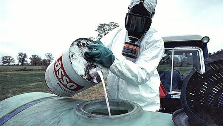 Escalofriantes fotos del impacto dañino de Monsanto