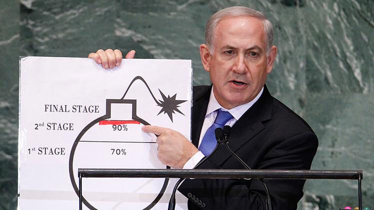 La Casa Blanca se 'burla' de Netanyahu en Twitter