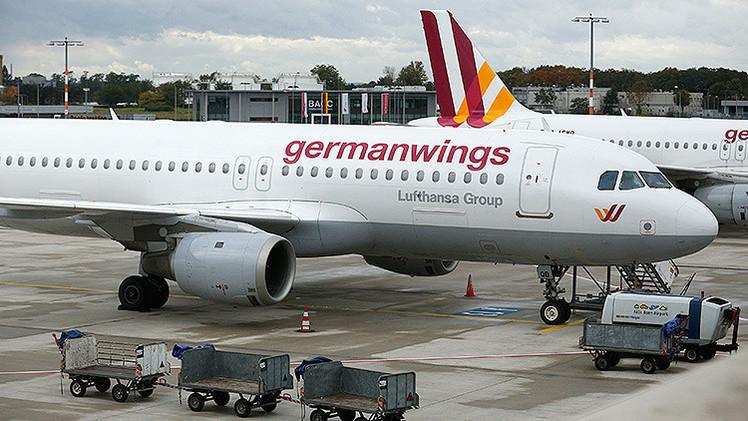 El copiloto del A320 de Germanwings pudo suministrar un diurético al capitán del avión siniestrado