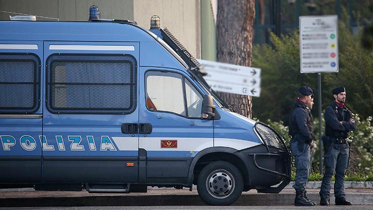 Un tiroteo en el Palacio de Justicia de Milán desata el pánico