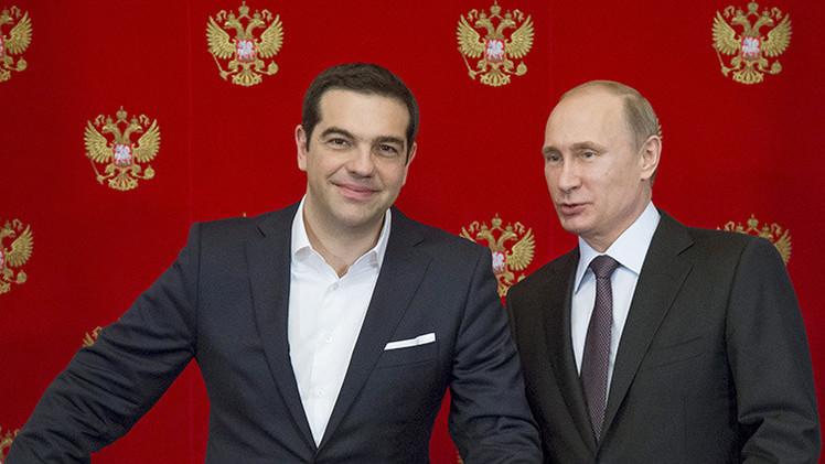 """La visita de Tsipras a Moscú """"desafía al enfoque neocolonial de la UE"""""""