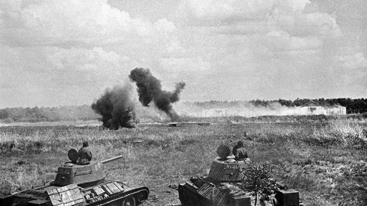 'El arco de Kursk', la última oportunidad del III Reich