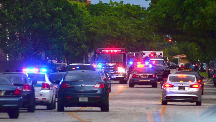 Video: Policías de Florida matan a tiros a un afroaméricano esquizofrénico