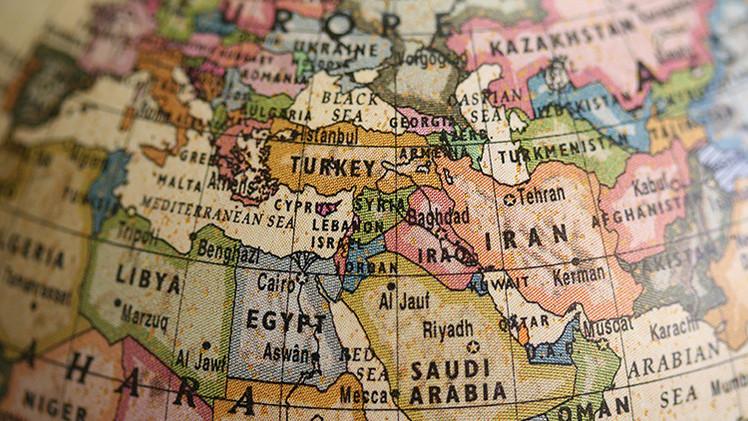 9  mapas que explican lo que está pasando en Oriente Medio
