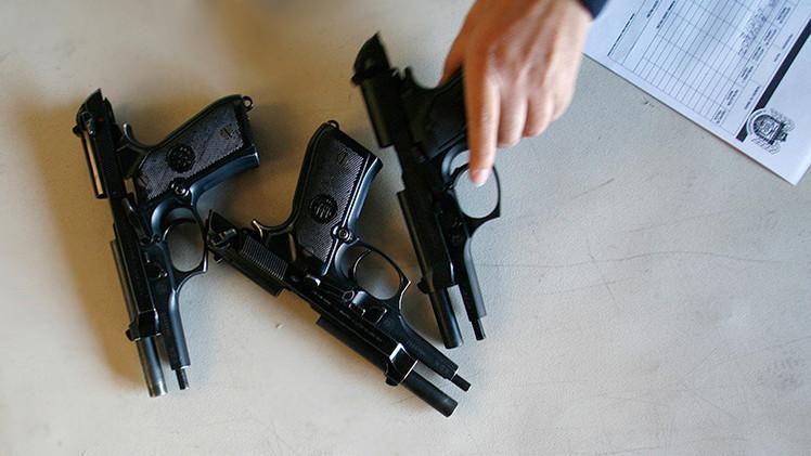 El Senado mexicano permite a agentes extranjeros portar armas