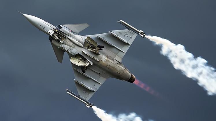 Argentina negocia con Brasil la adquisición de 24 aviones de combate Gripen