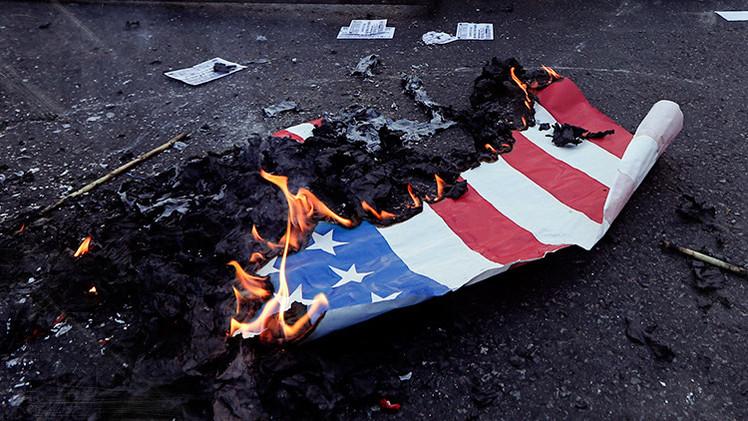 """""""Los días del dominio estadounidense están contados"""""""
