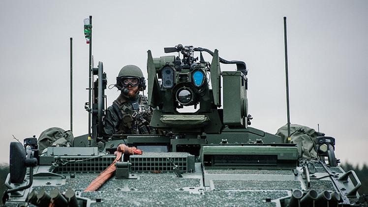 """Países de Europa del Norte expanden su cooperación militar por la """"amenaza rusa"""""""