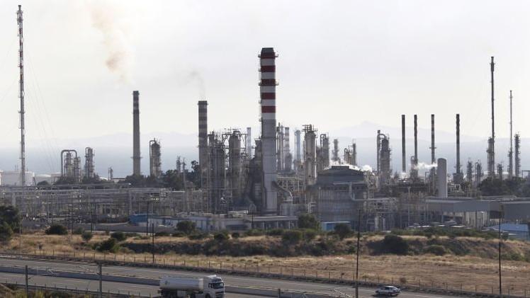 Rusia y Grecia acuerdan la construcción de un gasoducto