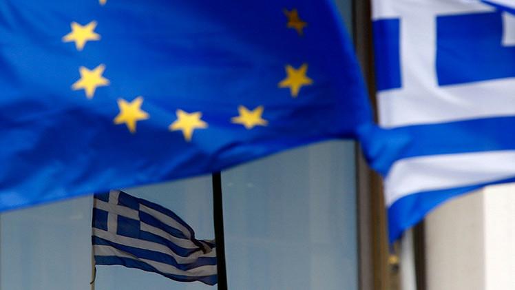 La UE elabora planes secretos para excluir a Grecia de zona euro