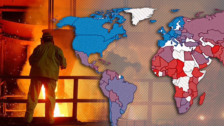 Más allá del PIB: cuatro mapas del mundo que revelan el crecimiento social