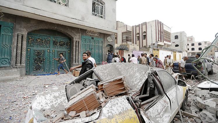 El ayatolá Jameneí tacha de genocidio la acción militar saudita contra Yemen