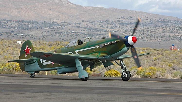 Los más destacados aviones de combate soviéticos en 1941-1945