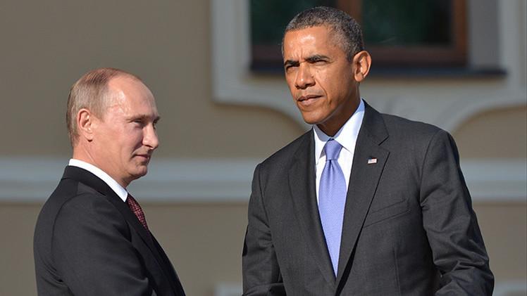 Putin deja atrás a Obama en la lista de personas más influyentes de 'Time'