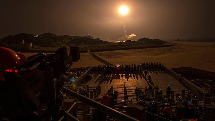 Japón desarrolla el cohete portador más poderoso de su programa espacial