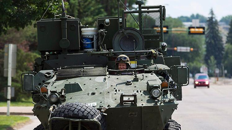 Canadá planea enviar tropas a Ucrania