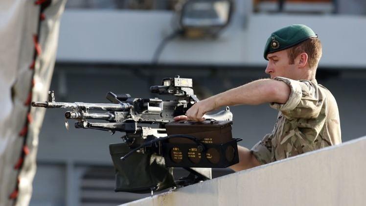 La Flota de la OTAN realizará maniobras en Reino Unido a una escala 'sin precedentes'